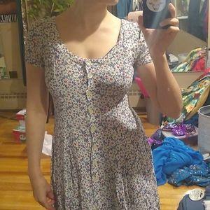 Vintage Esprit floral dress
